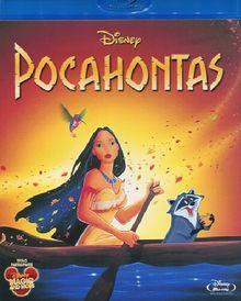 Pocahontas [Blu-ray] [IT Import]