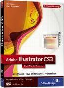 Adobe Illustrator CS3 - Video-Training (DVD-ROM) (Galileo Design)