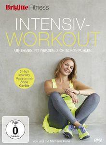Brigitte Fitness - Intensiv-Workout abnehmen, fit werden, sich schön fühlen!