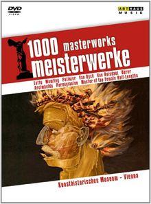1000 Meisterwerke - Kunsthistorisches Museum Vienna [2 DVDs]