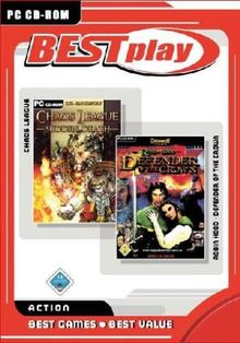 BESTPLAY Twinpack 2: Chaos League / Robin Hood: Defender of the Crown