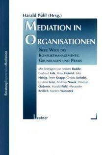 Mediation in Organisationen