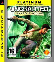 Third Party - Uncharted: Drake's Fortune - Platinum Occasion [ PS3 ] - 0711719961253