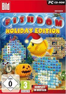 Fishdom - Holiday Edition