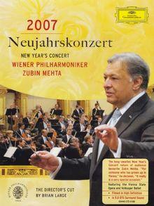 Wiener Philharmoniker - Neujahrskonzert 2007 [Director's Cut]