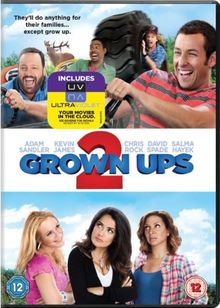 Grown Ups 2 [UK Import]