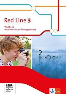 Red Line / Workbook mit Audio-CD und Übungssoftware 7. Schuljahr: Ausgabe 2014 / Ausgabe 2014