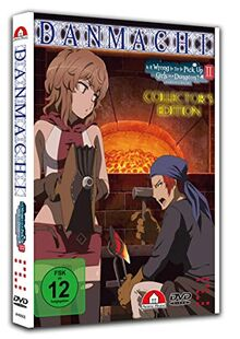 DanMachi - Is It Wrong to Try to Pick Up Girls in a Dungeon? - Staffel 2 - Vol.2 - [DVD] Collector's Edition