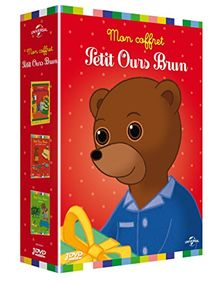 Coffret petit ours brun 3 films