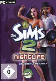 Die Sims 2 - Nightlife (Add-On) [Software Pyramide]