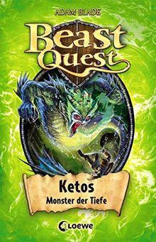 Beast Quest - Ketos, Monster der Tiefe