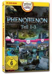 Phenomenon 1-3 (Yellow Valley)