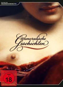 Unmoralische Geschichten (DVD + Blu-ray) [Limited Edition]