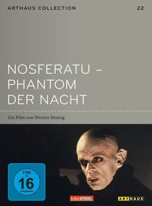 Nosferatu - Phantom der Nacht - Arthaus Collection