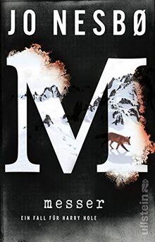 Messer: Kriminalroman (Ein Harry-Hole-Krimi, Band 12)