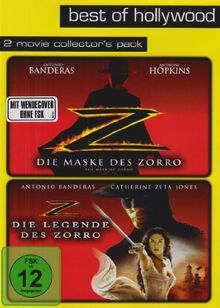 Die Maske des Zorro / Die Legende des Zorro - Best of Hollywood/2 Movie Collector's Pack [2 DVDs]