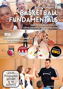Basketball Fundamentals   Über 60 Übungen für eine erfolgreiche Grundausbildung Von Brose Baskets Bamberg und Junior Franken [2 DVDs]