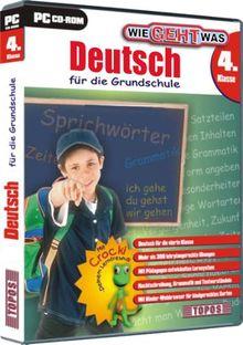 Deutsch für die Grundschule - 4. Klasse