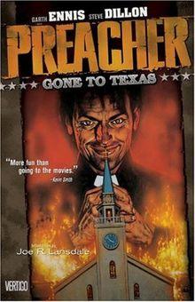 Preacher VOL 01: Gone to Texas (Preacher (DC Comics))
