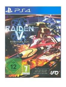 Raiden V: Director's Cut - Limited Edition Standard [PlayStation 4]