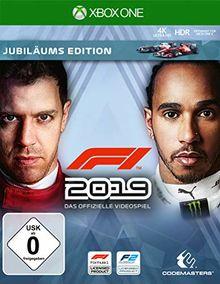 F1 2019 Jubiläums Edition [Xbox One]