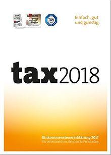 Tax 2018 (für Steuerjahr 2017) | PC | Disc