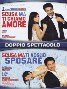 Scusa Ma Ti Chiamo Amore + Scusa Ma Ti Voglio Spos [2 DVDs] [IT Import]