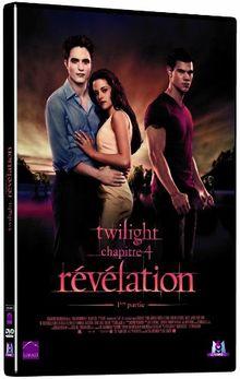 Twilight, chapitre 4 : révélation, partie 1