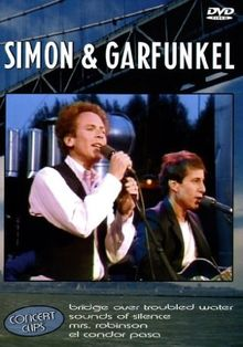 Simon & Garfunkel - Concert Clips
