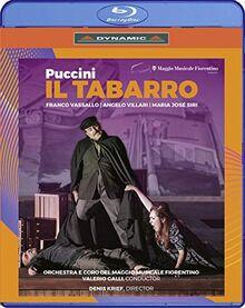 Puccini: Il Tabarro [Teatro del Maggio Musicale Fiorentino, November 2019] [Blu-ray]