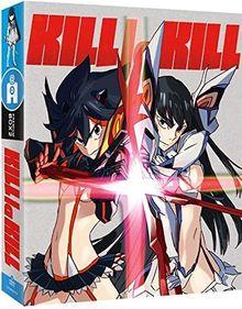 Coffret kill la kill, box 2/2 [Blu-ray]