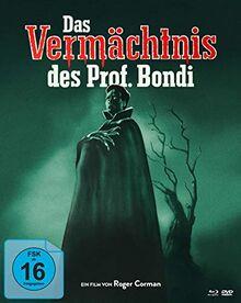 Das Vermächtnis des Professor Bondi - Mediabook (+Bonus-Blu-ray + 1 DVD)