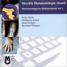 Merckle Rheumatologie visuell, 1 CD-ROM Rheumatologische Bilddatenbank. Für Windows 98/2000/ME/XP. Über 1000 Bildbefunde