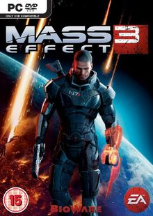 Mass Effect 3 Game PC [UK-Import]
