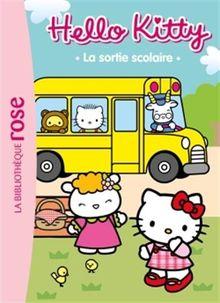Hello Kitty, Tome 2 : La sortie scolaire