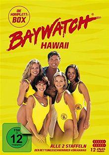 Baywatch Hawaii - Die Komplett-Box [12 DVDs]