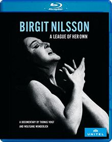 Birgit Nilsson: A league of her Own [Blu-ray]