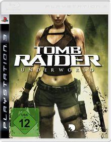 Tomb Raider: Underworld - Platinum [Software Pyramide]