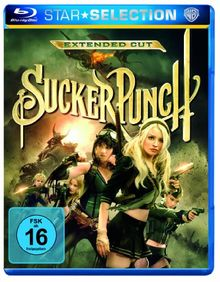Sucker Punch (Extended Cut) [Blu-ray]