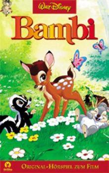 Bambi [Musikkassette] [Musikkassette]