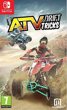 SWITCH - ATV Drift & Tricks (1 GAMES)