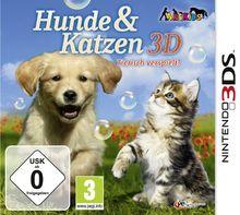 Hunde & Katzen 3D: Tierisch verspielt!