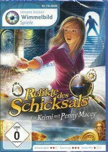 Unsere Besten Wimmelbild Spiele: Relikte des Schicksals - Ein Krimi mit Penny Macey