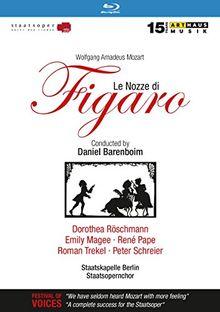 Mozart: Le Nozze di Figaro (Berlin, 1999) [Blu-ray]
