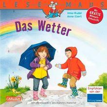 LESEMAUS, Band 117: Das Wetter