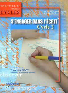 S'engager dans l'écrit au cycle 2
