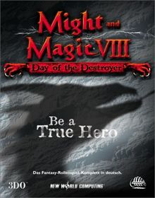 Might And Magic VIII - Day Of The Destroyer