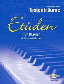 Etüden für Klavier: leicht bis mittelschwer