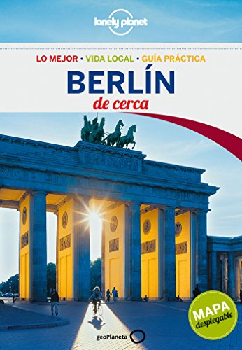 Berlín De cerca 3 (Guías De cerca Lonely Planet, Band 1