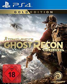 Tom Clancy's Ghost Recon Wildlands Gold Edition - [PlayStation 4]